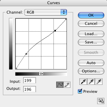 photoshop tutorial image adjustments curves