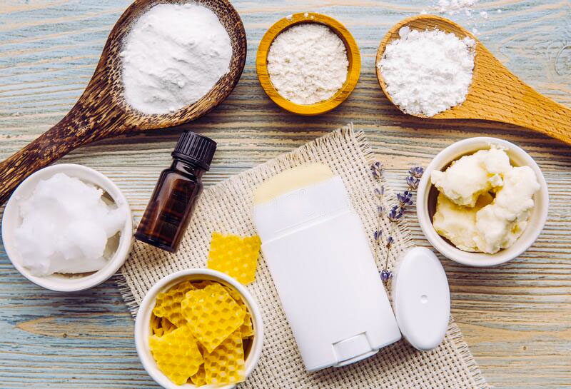 Natural Deodorant Homemade Ingredients Recipe - Nancy Tranter